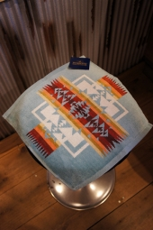 PENDLETON Iconic Jacquard Towels Wash XB220 (Chief Joseph Aqua)