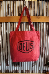 DEUS EX MACHINA CLASSIC TOTE (RED)