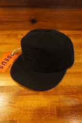DEUS EX MACHINA SEALED CAP (BLACK)