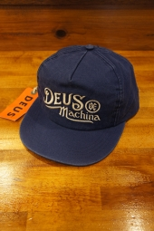 DEUS EX MACHINA SEALED CAP (BLUE)