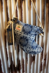 PENDLETON Fin Bag SC205 (Blue Harding)