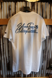 BALENO TOWN CLOTHING STORE ORIGINAL 2017SS RESORT TEE (WHITE)
