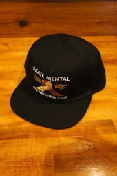 SKATE MENTAL ARM WRESTLING CLUB CAP (BLACK)