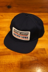 SKATE MENTAL QUICK LUBE CAP (NAVY)