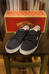 【LADY'S ITEM】 VANS CHUKKA LOW PERSIAN NIGHT/WHITE/RED