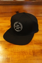 BANKS LOCALE HAT (DIRTY BLACK)