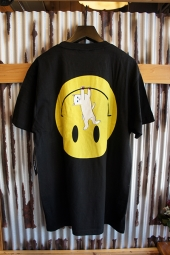 RIPNDIP EVERYTHING WILL BE OKAY TEE (BLACK)