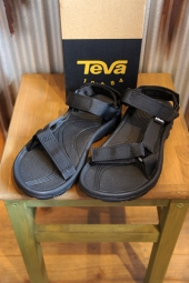 【LADY'S ITEM】 TEVA W HURRICANE XLT (BLACK)