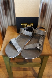 TEVA M ORIGINAL UNIVERSAL BRUSHED CANVAS (GREY)