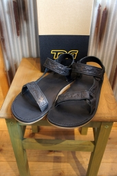 TEVA M ORIGINAL UNIVERSAL CRAFTED LEATHER (BLACK)