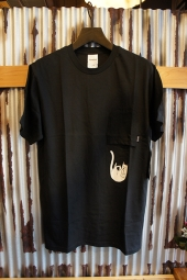 RIPNDIP FALLING FOR NERMAL TEE (BLACK)