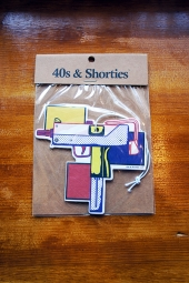40s & Shorties Air Freshener (Gun Pop)