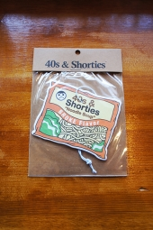40s & Shorties Air Freshener (Ramen)