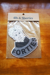40s & Shorties Air Freshener (High Fashion)