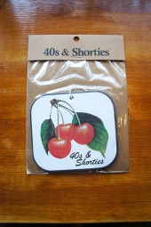 40s & Shorties Air Freshener (What's Poppin)
