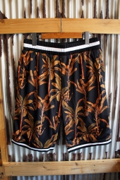 40s & Shorties Palms Basketball Shorts (Black)