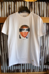 40s & Shorties American Psycho Tee (White)