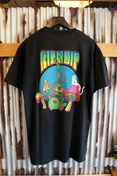 RIPNDIP PSYCHADELIC NERMAL POCKET TEE (BLACK)