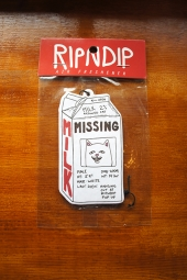RIPNDIP MILK CARTON AIR FRESHENER