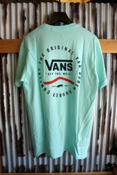 VANS ORIGINAL RUBBER CO T-SHIRT (MINT)