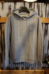 BANKS BEAT PULLOVER FLEECE (HEATHER GREY)