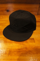 DEUS EX MACHINA HIPORA CAP (BLACK)