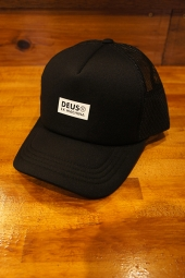 DEUS EX MACHINA SILICON TRUCKER (BLACK)