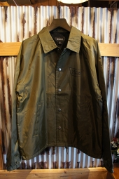 BRIXTON STITH JACKET (OLIVE/BLACK)