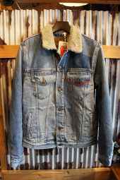 DEUS EX MACHINA LWH RONALD JACKET (STONEWASH)