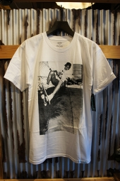 DIAMOND SUPPLY CO X DOGTOWN OSTER TEE (WHITE)