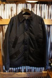 BANKS BRUIT JACKET (BLACK)