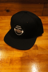 SKETCHY TANK DEMONS SNAP BACK (BLACK)