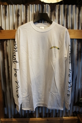 RIPNDIP STANDARDS L/S TEE (WHITE)