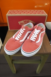 VANS OLD SKOOL FADED ROSE/TRUE WHITE