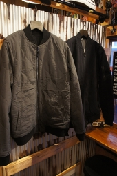 VANS OVERBROOK JACKET (BLACK)