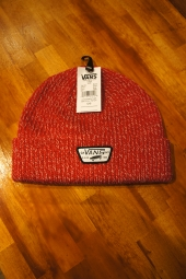 VANS MINI FULL PATCH BEANIE (CHILI PEPPER)