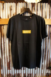 BANKS FORUM TEE SHIRT (DIRTY BLACK)