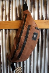 VANS WARD CROSS BODY PACK (TOFFEE)