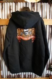 BLIND SKATEBORDS Blind Skull Series P/O Fleece (BLACK)