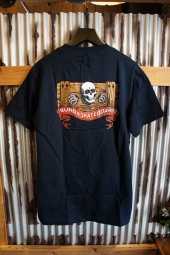 BLIND SKATEBORDS Blind Skull Series S/S Tee (NAVY)