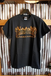 THRASHER MAGAZINE RICHTER T-SHIRT (BLACK)