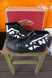 VANS SK8-HI REISSUE (VANS) BLACK/TRUE WHITE