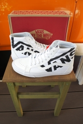 VANS SK8-HI REISSUE (VANS) TRUE WHITE/BLACK