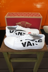 VANS OLD SKOOL (VANS) TRUE WHITE/BLACK