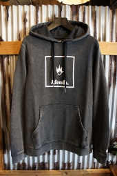 AFENDS Volume2 Hood (Black Acid)