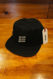 AFENDS ROTTEN UNSTRUCTURED CAP (Black)