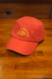 DEUS EX MACHINA TEMPLE SNAKE CAP (ROSE)