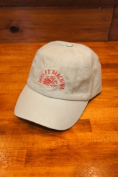 DEUS EX MACHINA TEMPLE BIRD CAP (SKY)