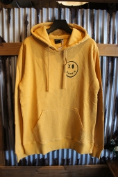 DEUS EX MACHINA MELTDOWN HOODIE (SUPER LEMON)