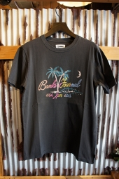 BANKS JOURNAL VACATION TEE SHIRT (DIRTY BLACK)